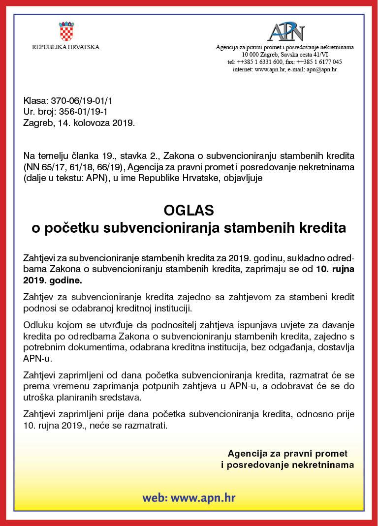 Hrvatska oglas Oglasi za